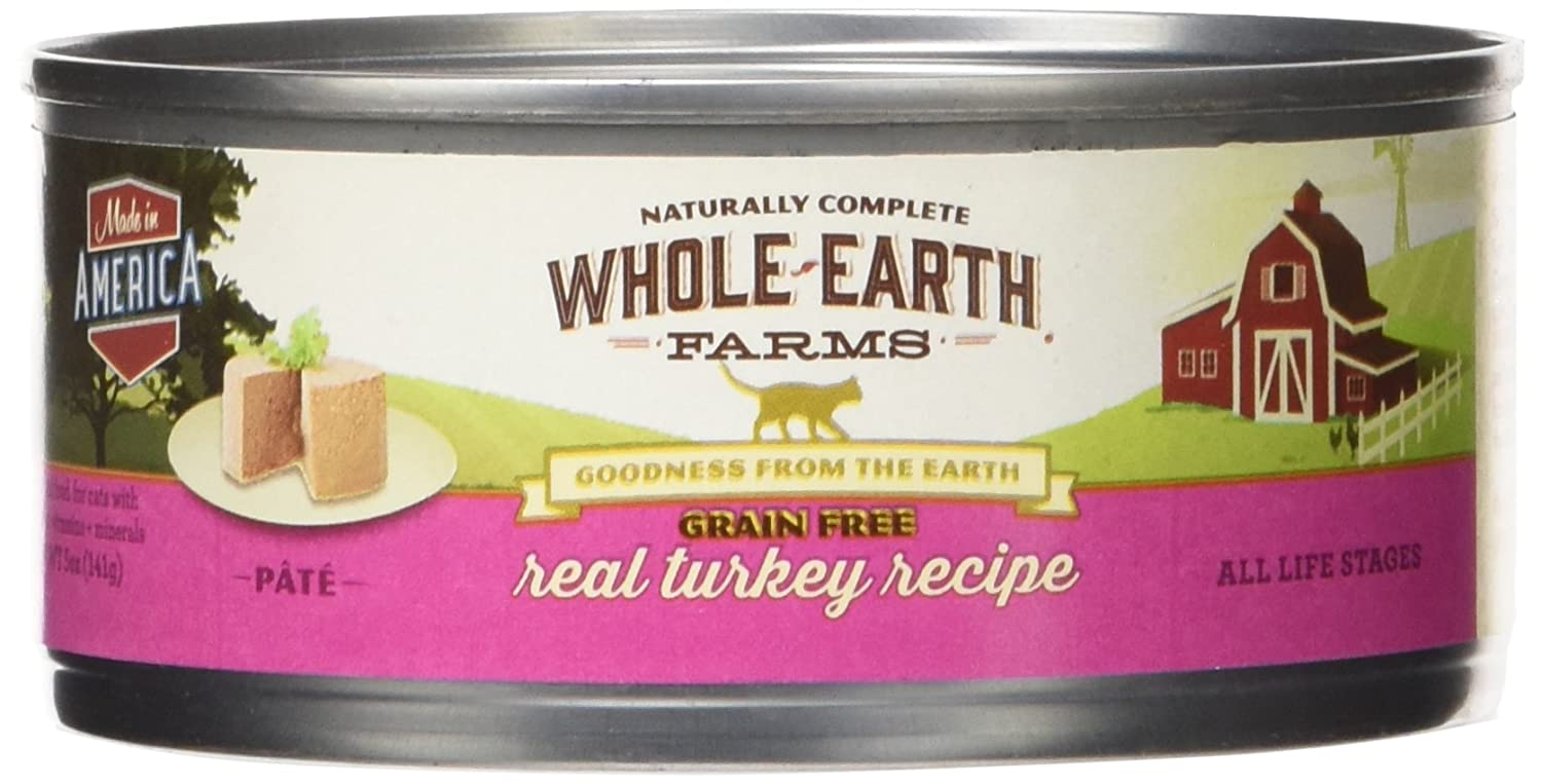 Large Merrick Pet Care Whole Earth Farms Grain Free Real Turkey Recipe, 1 Count, One Size