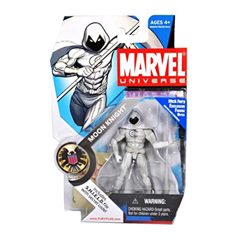 Marvel Universe 3 4quot Series 4 Action Figure Moon Knight