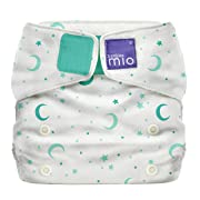 Bambino Mio, Miosolo All-in-One Cloth Diaper, OneSize, Sweet Dreams