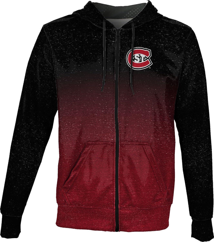 St Brushed School Spirit Sweatshirt Cloud State University Girls Zipper Hoodie