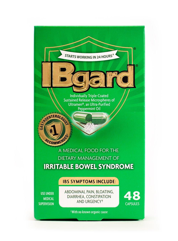 IBgard® 48 capsules