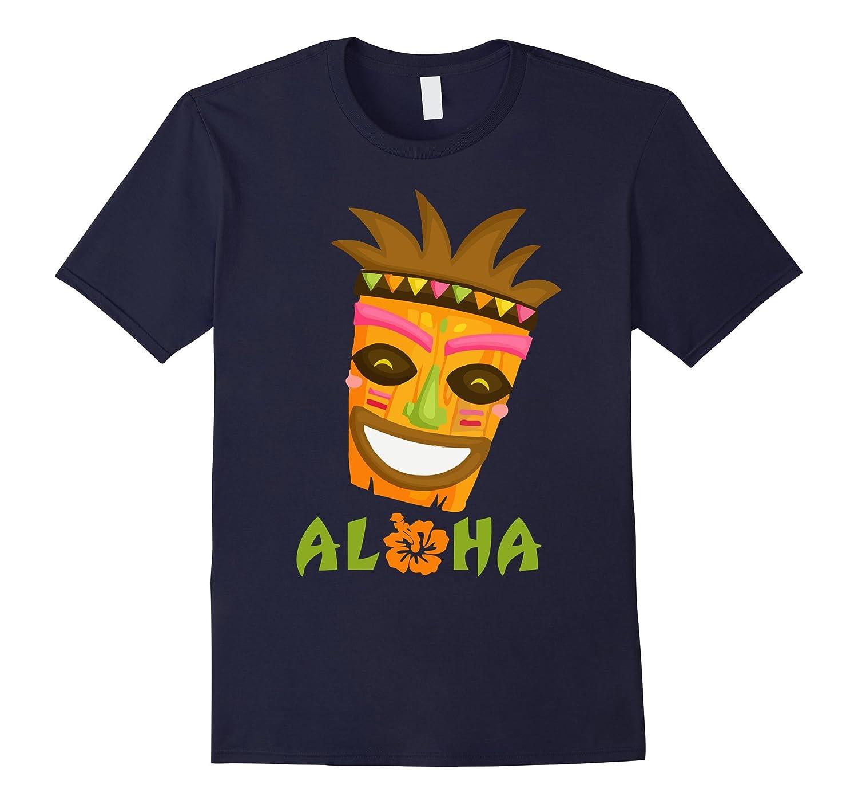 Aloha Tiki Party Mens Luau Hawaiian Shirt Summer Parties-4LVS