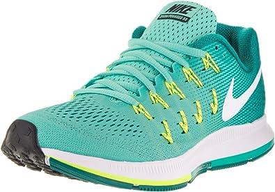 Nike 831356-313, Zapatillas de Trail Running para Mujer, Turquesa (Hyper Turq/White/Clear Jade/Volt), 36 EU: Amazon.es: Zapatos y complementos