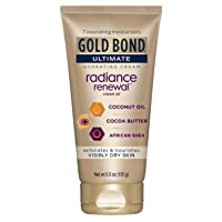 Gold Bond Ultimate Radiance Renewal Cream Oil - 5.5 Ounce