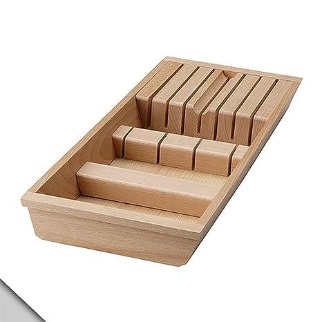 Amazon.com: IKEA – RATIONELL cuchillo bandeja, madera de ...