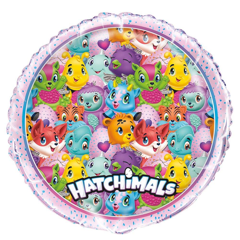 Unique 59317 18 Foil Hatchimals Balloon Unique Industries Inc.