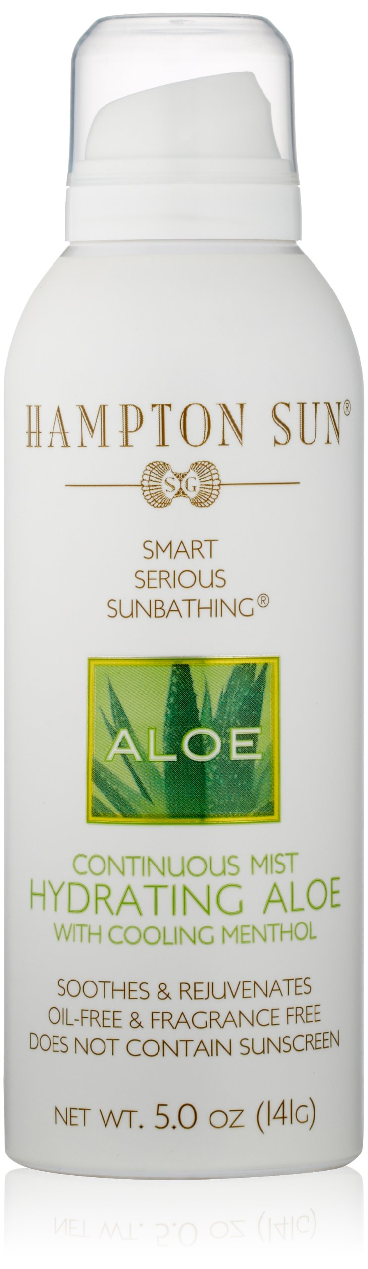 Hampton Sun Hydrating Aloe Continuous Mist, 5 oz