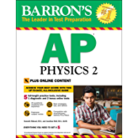 AP Physics 2 with Online Tests (Barron's Test Prep)