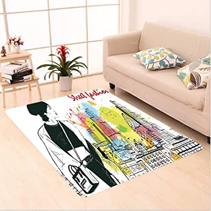 Amazon Nalahome Custom Carpet Shion House Decor Girl In Hovel Amazing How Much To Carpet A 4 Bedroom House Style