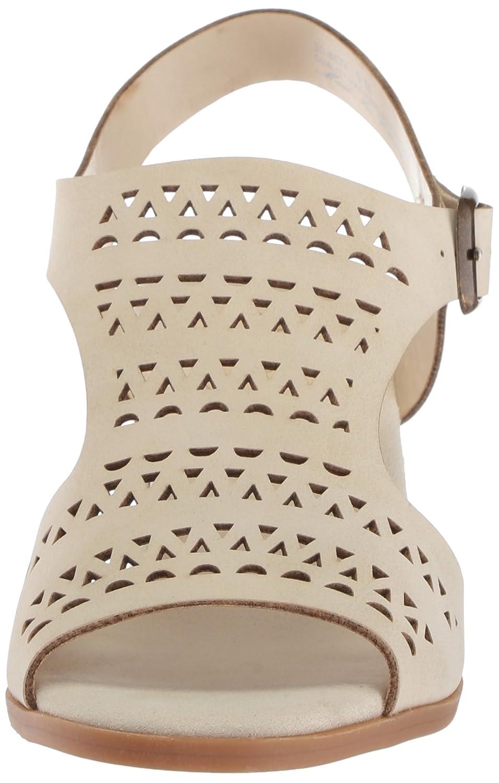finest selection bf504 f4591 ... Easy Street Women s Clarity Heeled Sandal Sandal Sandal B077ZKF45C 6.5  N US Ivory 1b509e ...