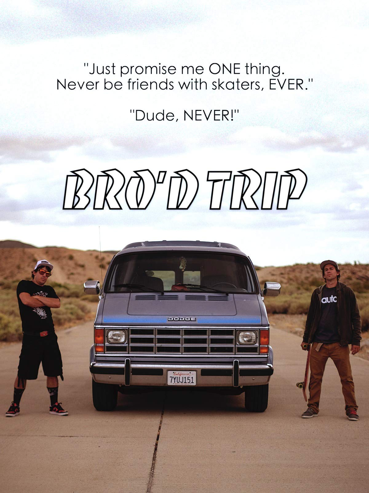 Bro'd Trip on Amazon Prime Video UK