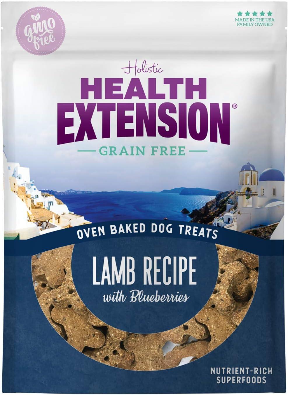 Health Extension Dog Treats