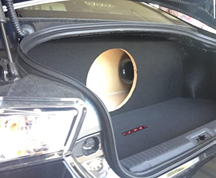 Ported//Vented Sub Enclosure Subwoofer Box for a Scion FRS FR-S 1 12 Sub