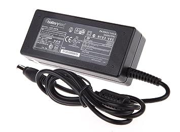 Batterytec® CARGADOR COMPATIBLE PARA TOSHIBA 60W 15V 4A ...