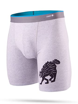 78a0b1ff52cee Stance Men's Del Mar Boxer Brief Underwear at Amazon Men's Clothing store: