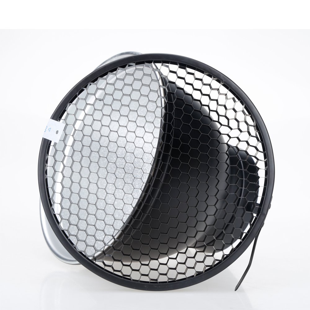 Godox Standard Reflector 7''/18cm Diffuser with 20/40/60 Degree Honeycomb Grid for Bowens Mount Studio Light Strobe Flash by Godox (Image #6)