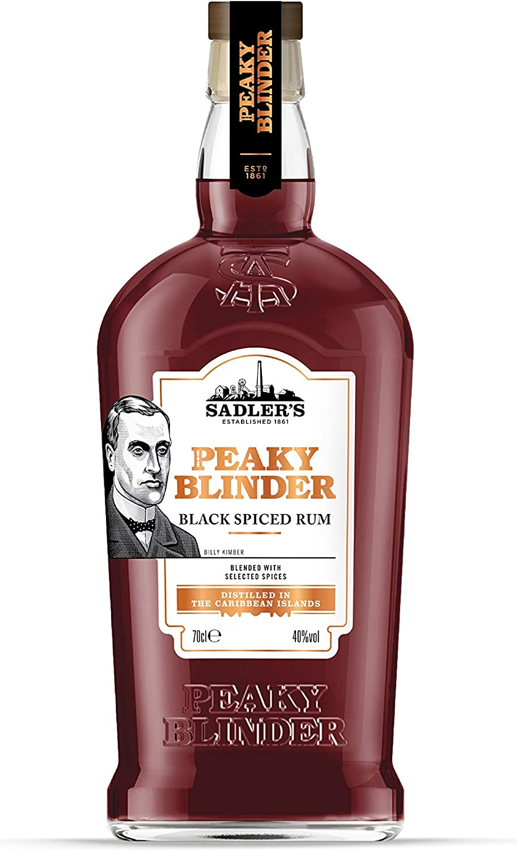 Peaky Blinder Black Spiced Rum 700ml £16.99 @ Amazon