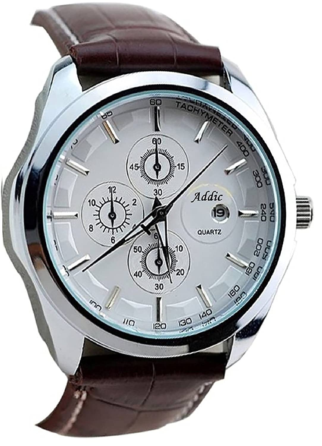 aeedd131600 Buy Addic Analogue Billionaire Limited Edition Watch for Men s   Boys.  Online at Low Prices in India - Amazon.in