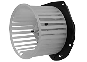 ACDelco 15-80213 GM Original Equipment Heating and Air Conditioning Blower Motor with Wheel