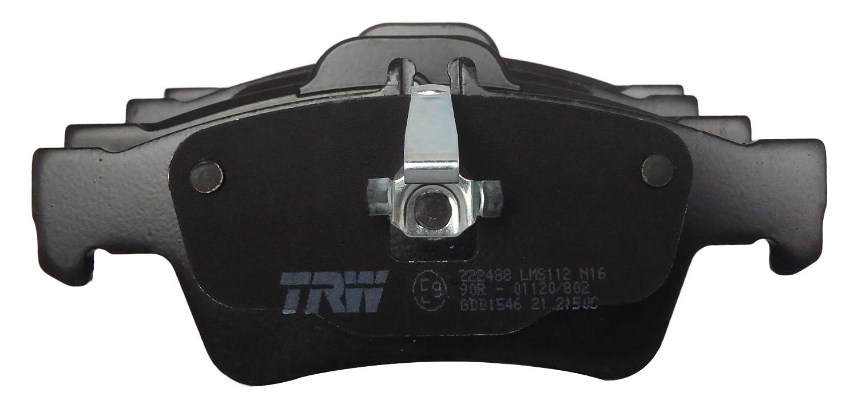 4-teilig TRW GDB1546 Bremsbelag