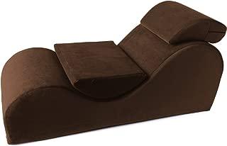product image for Liberator Esse Sensual Lounge Chair, Velvish Espresso