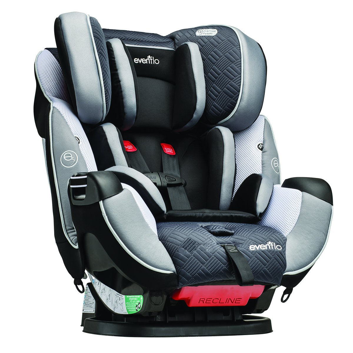 Amazon Evenflo Symphony DLX All In One Car Seat Concord Baby