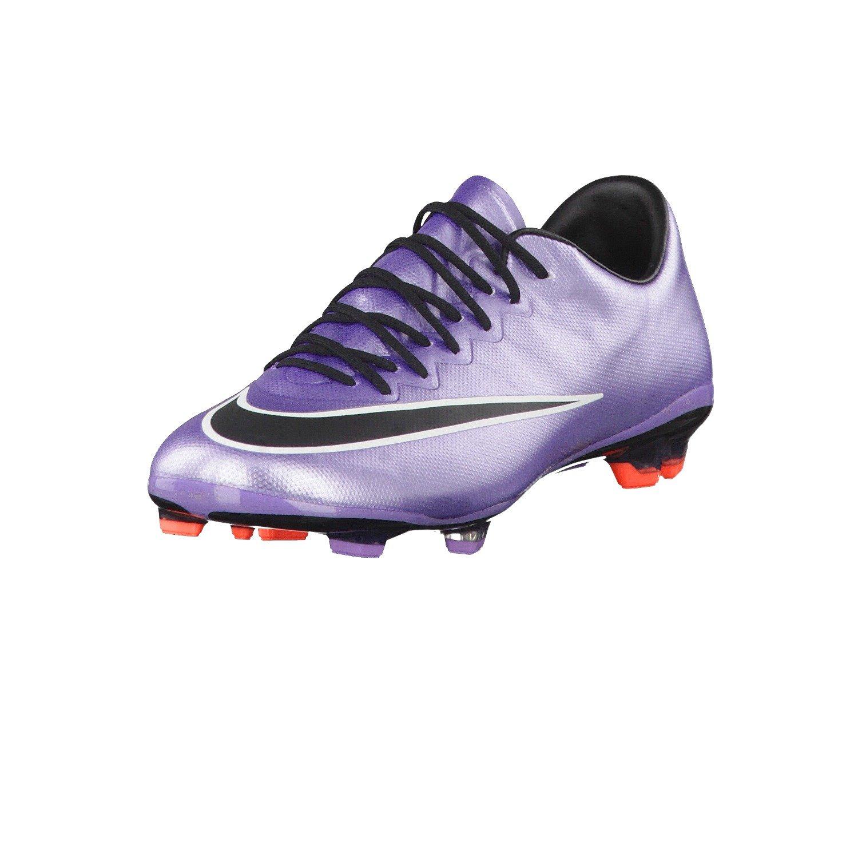 Nike Jr. Mercurial Vapor X FG Soccer Cleat (Urban Lilac) Sz. 4Y
