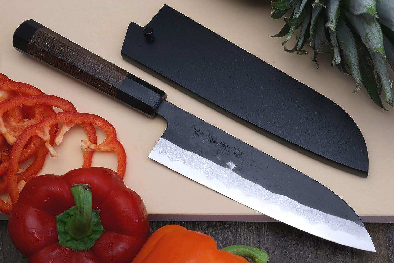 Yoshihiro Carbon Kurouchi Knife