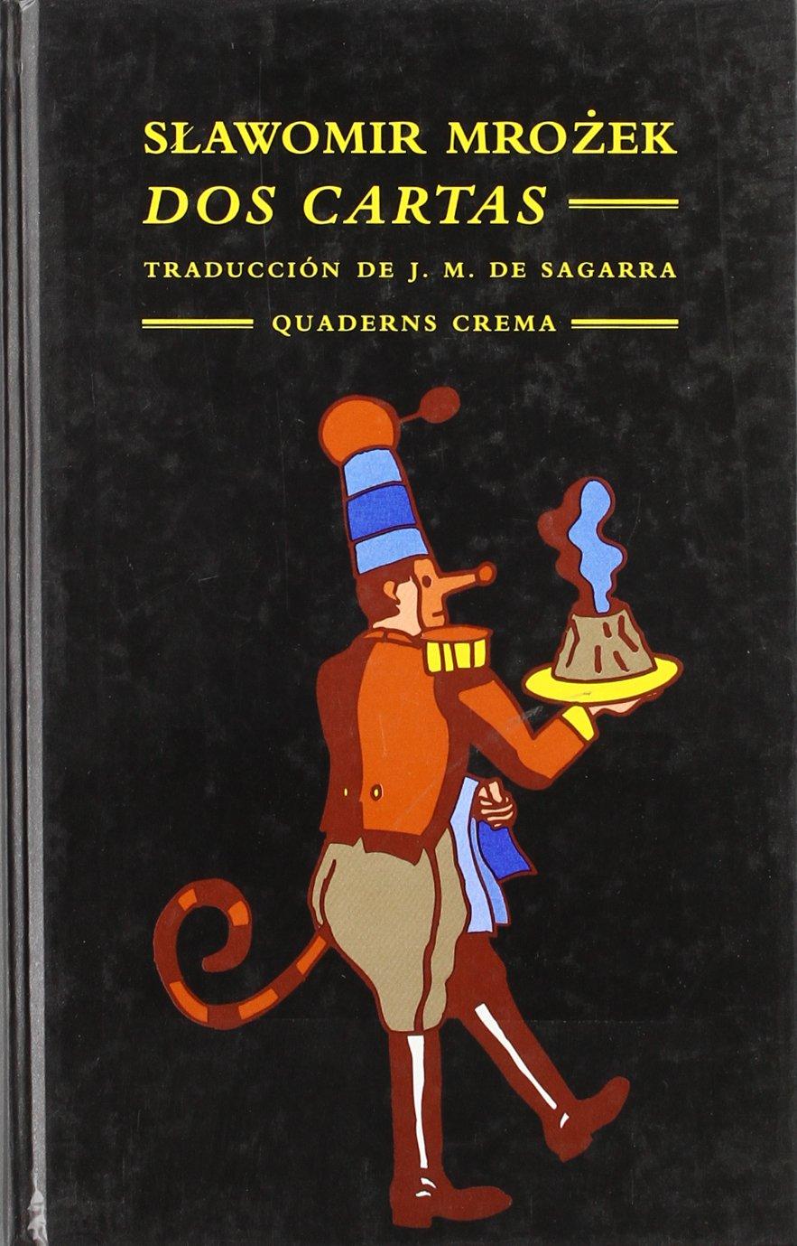 Dos cartas: Amazon.es: Slawomir Mrozek: Libros