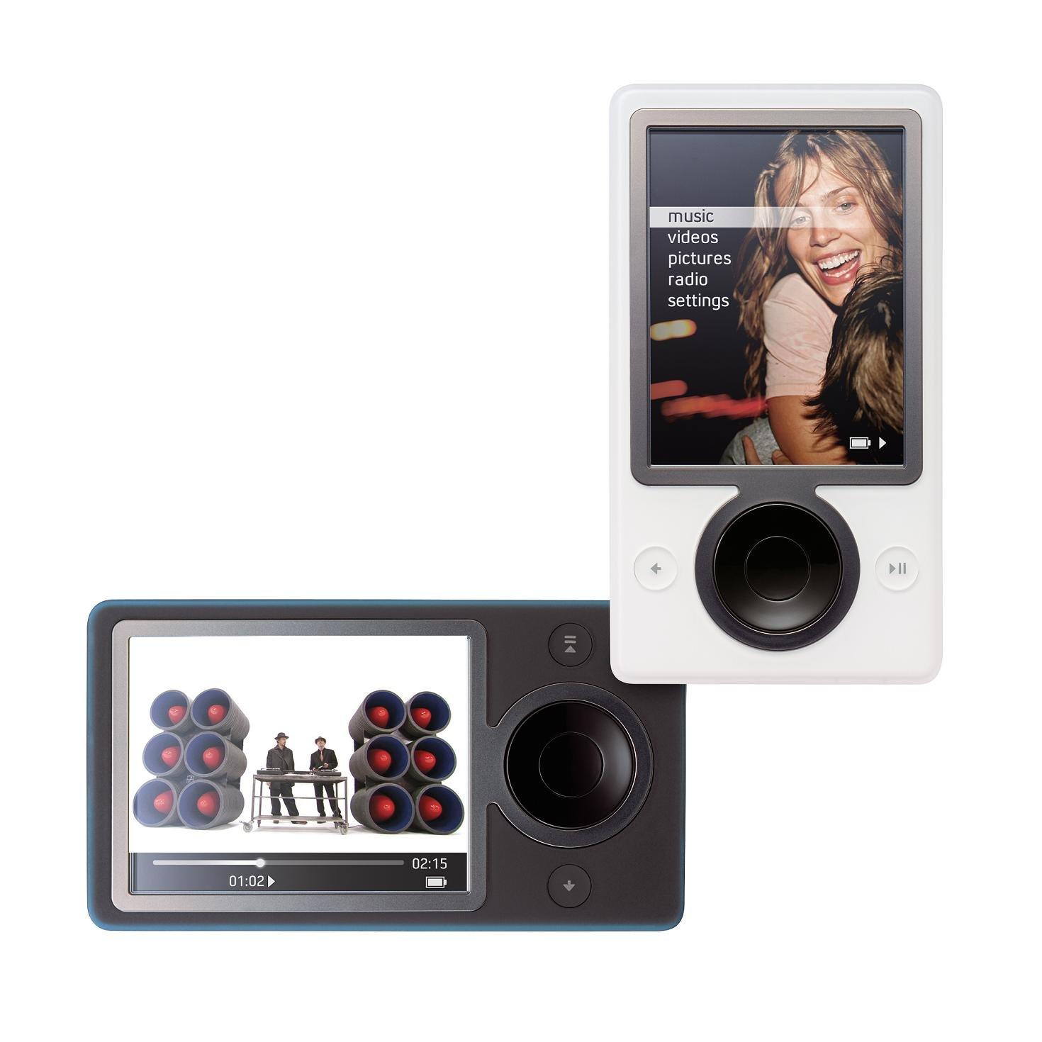 Microsoft zune wireless music player the register - Amazon Com Zune 30 Gb Digital Media Player White Microsoft Home Audio Theater