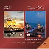 Hintergrundmusik, Vol.9 & 10 - Gemafreie Musik zur Beschallung von Hotels & Restaurants (Inkl. Klaviermusik, Klassik & Filmmusik: Gemafrei)