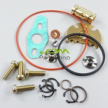 Para Nissan Patrol di 3.0L GT2052 V 14411 - 2 x 900 aceite turbo reconstruir Kit de reparación de 4 un: Amazon.es: Coche y moto
