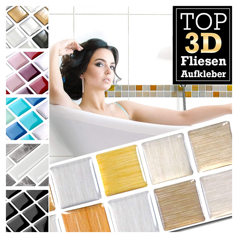 Grandora 3D Autocollants dans diff/érentes Tailles et Couleurs w5423