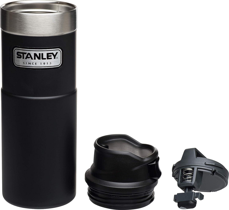 Stanley 6439-006 Classic One-Hand Vacuum Mug Size Black