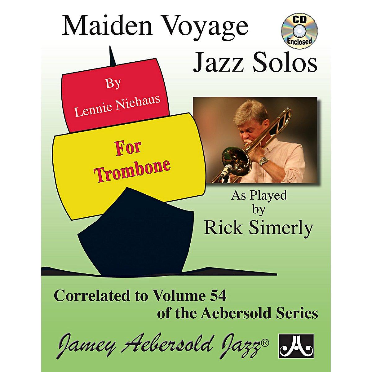 Maiden Voyage Jazz Solos AEBERSOLD 86033