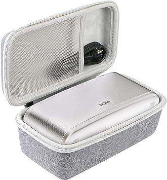 Khanka Duro EVA Viaje Estuche Bolso Funda Case para DOSS SoundBox Plus Altavoz Bluetooth (Interior Blanco): Amazon.es: Electrónica