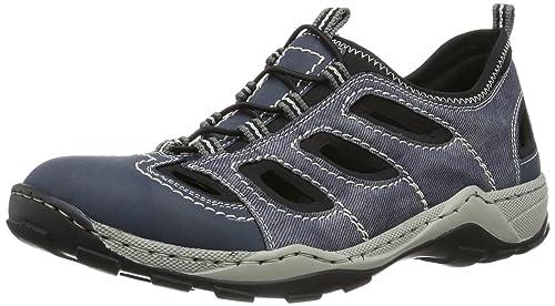 Rieker Herren 08065 00 Slip On Sneaker