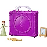 Disney's Frozen 2 Pop Adventures Family Game Night Pop-Up Playset with Handle, Including Anna Doll, Toy Inspired by Disney's