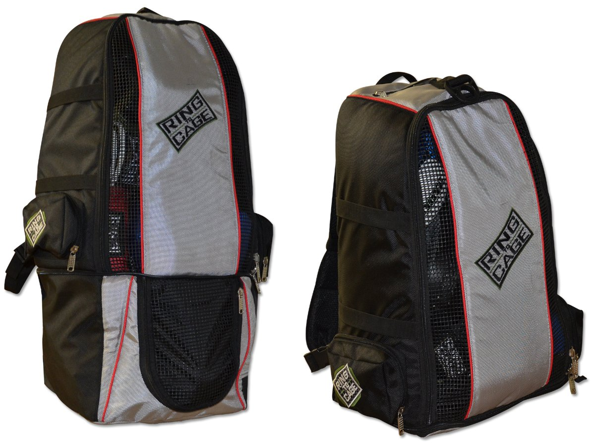 Convertible Backpack Duffel Equipment Bag for Muay Thai, MMA delicate
