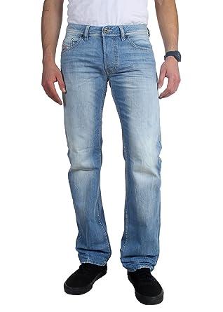 5df573df Amazon.com: Diesel Men's Larkee Regular Straight-Leg Jean 0827F: Clothing