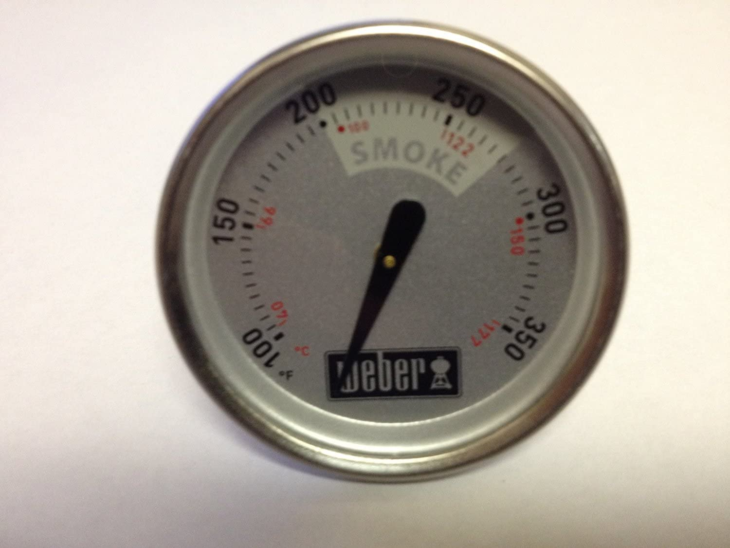 Weber 63028 Temperature Gauge for some 18 and 14 Inch Smokey Mountain Cookers