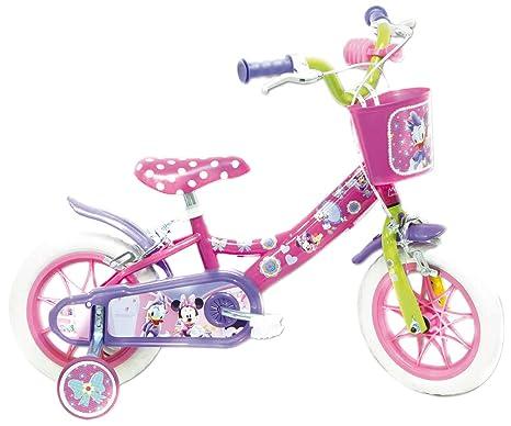 Bicicletta Minnie 12