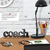 Coach Wood Word Silver Pen | Wood Words ChalkTalk