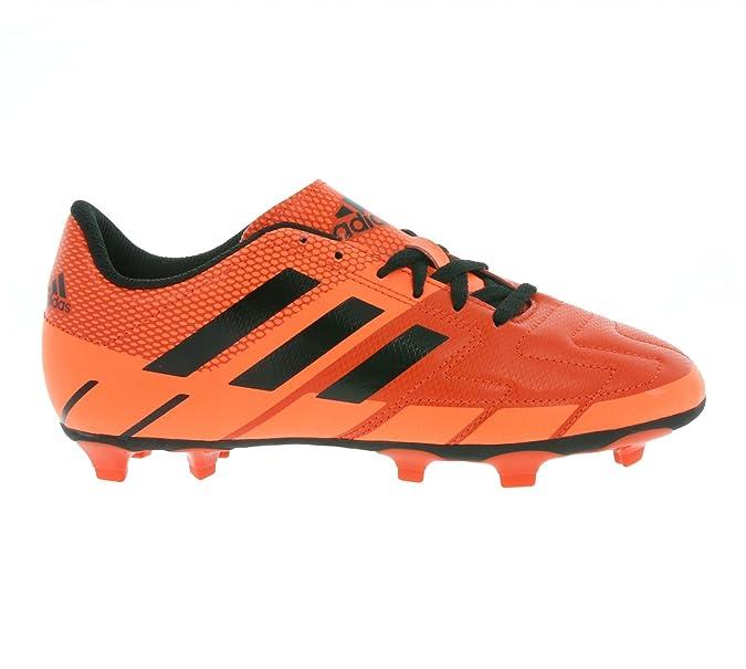 adidas Performance Neoride III FG J Schuhe Kinder Fußballschuhe Stollenschuhe Orange B27103, Größenauswahl:37 1/3