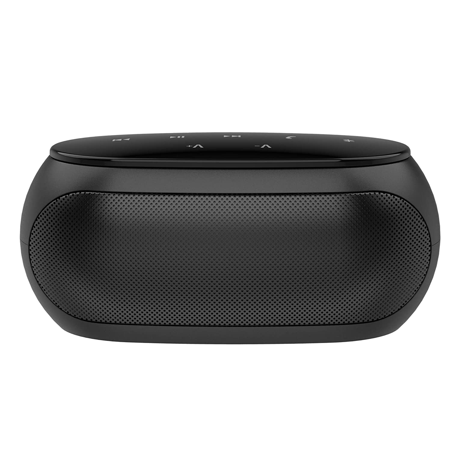 Mini Speaker Camera, HD 4K Video Recorder, Music Player Wireless WiFi, Bluetooth, Loop Recording, Nanny Cam for Home Security