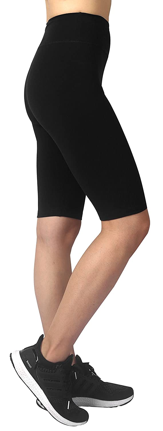 Neonysweets Womens Active Workout Tights Yoga Short Golf Wiring Schematicit Shortsi Put The Positive Battery Cable On Cotton Half Clothing