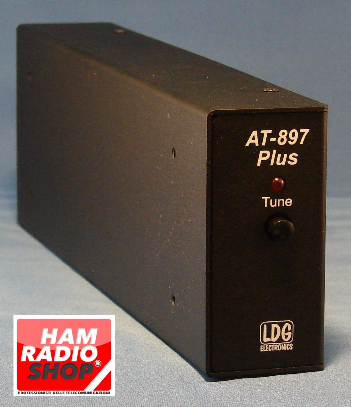 Ldg At 897 Atu Ft 897 Yaesu Elektronik