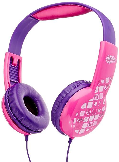 Amazon.com  Shopkins Hp2-03033 Kid Friendly Headphones 9bd49d328a52