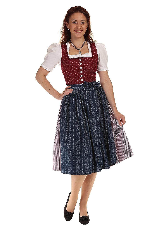 Hammerschmid Damen Dirndl Midi 65 - 70cm Thiersee 28002