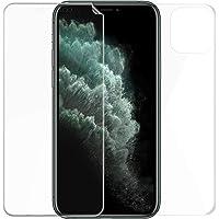 Microsonic 21537 Apple iPhone 11 Pro 5.8 inç Ön + Arka Kavisler Dahil Tam Ekran Kaplayıcı Film